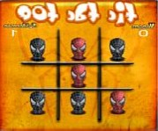Tic Tac Toe Spiderman online